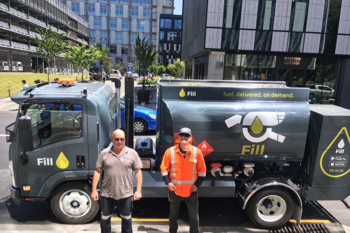 FILL-truck